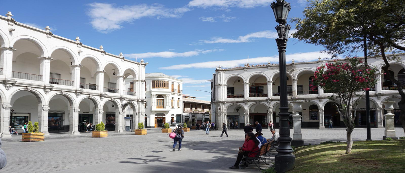 Visita Arequipa