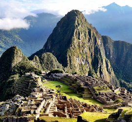 New Year In Peru & Machupicchu