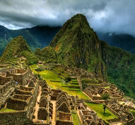 Christmas In Peru & Machupicchu